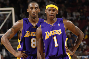 Kobe Bryant Smush Parker Is 'The Worst' Ex-Teammate