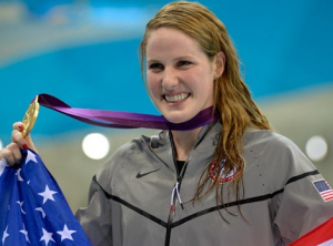 Missy Franklin Commits To California Golden Bears Swimming Program