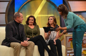 DNA Test Confirms Ashley Horn IS Michael Lohan's Daughter!