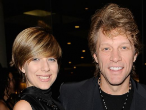 Jon Bon Jovi's Daughter Arrested After Alleged Heroin Overdose