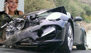 Lindsay Lohan To Face Charges For Lying To Cops About Car Crash