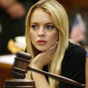 Lindsay Lohan Faces 8 Months Behind Bars For Probation Violation