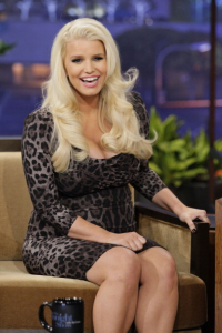Jessica Simpson Dishes Out On Second Pregnancy