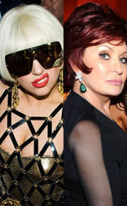 Sharon Osbourne To Lady Gaga You're A Hypocritical Attention Seeker