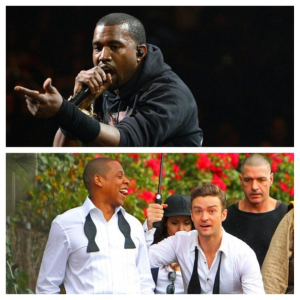 Kanye West Blasts Grammy's And Justin Timberlake In Onstage Rant