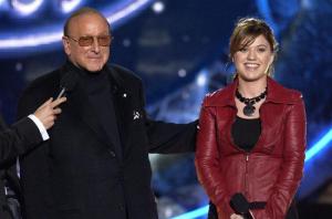 Kelly Clarkson Slams Clive Davis for False Information About Her Career