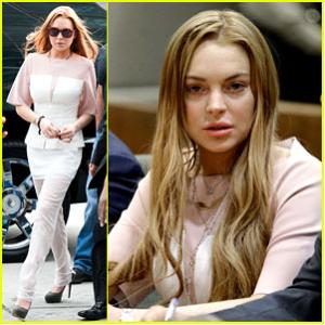 Lindsay Lohan Avoids Jail In 90-Day Rehab Plea Deal