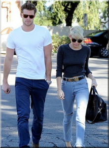 Miley Cyrus And Liam Hemsworth Headed For Splitsville