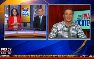 TV Anchors Break Down In Tears After Dumb Interview With Ryan Lochte