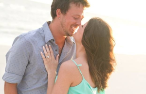 Jenna Michelle Kennedy And Stephen Barker Liles Engaged
