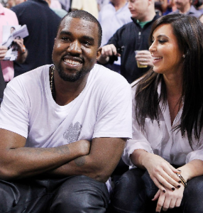 Kim Kardashian And Kanye West Expecting A Baby Girl