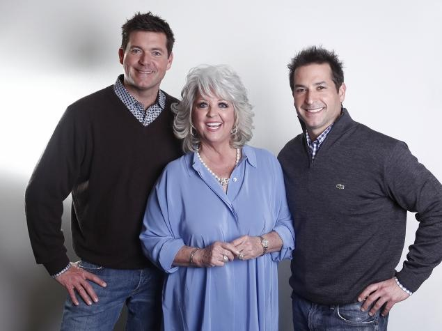 Paula Deen's sons Bobby and Jamie have leaped to their mother's