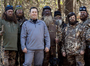 Beardless Brother Joins 'Duck Dynasty' For Season 4