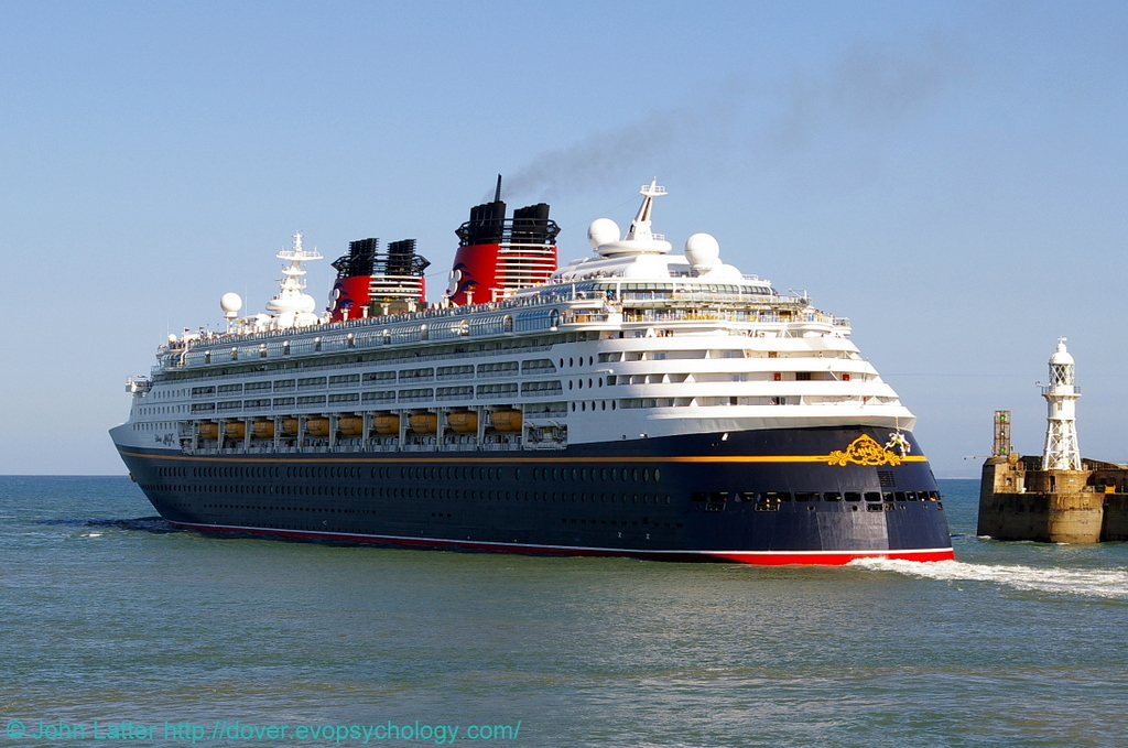Disney Launches New Age Cruise Ship  KozMedia News