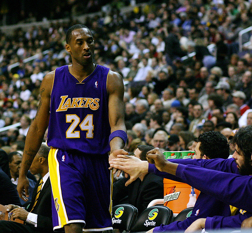 Kobe Bryant Upset by Lamar Odom Trade