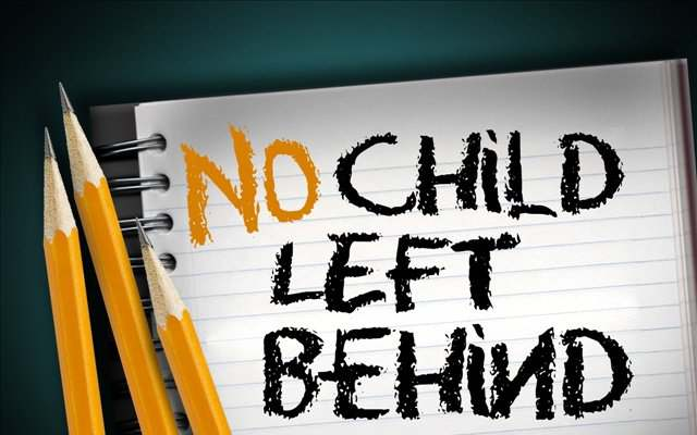 no child left behind campaign Mrs bush was a key advocate of the president's historic education reform - the no child left behind act - and a staunch supporter of nclb's reading first program, which is the largest.
