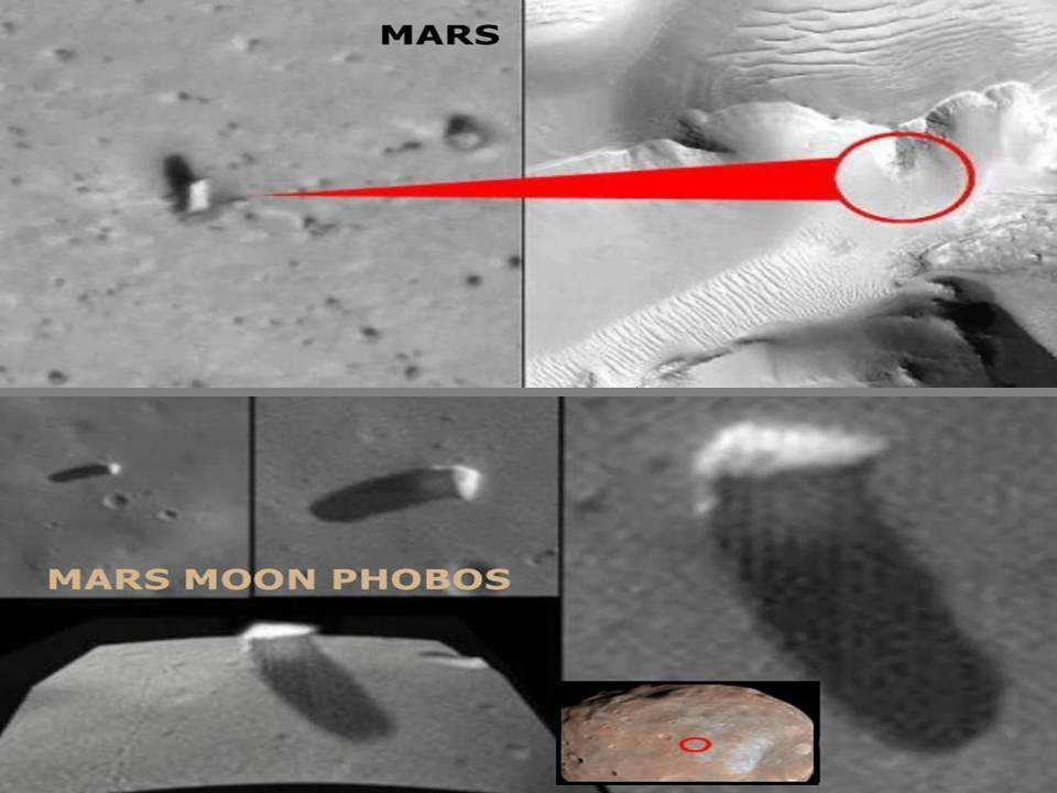 NASA Mars Phobos Monolith (page 3) - Pics about space