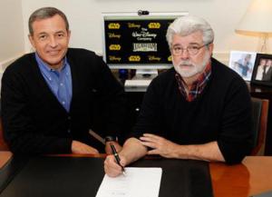 Disney Eyes 'Star Wars Episode 7' After Buying Lucasfilm For $4 Billion