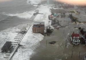 Superstorm Sandy Wreaks Havoc Across Coastal Communities