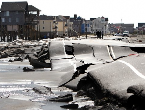 Superstorm Sandy's Devastating Aftermath