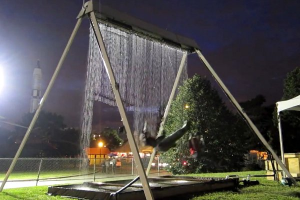 Waterfall Swing Makes Waves On The Internet