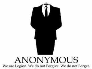 'Anonymous' Attacks Israeli Website In Retaliation For Gaza Air Strike