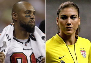 Jerramy Stevens Arrested For Domestic Assault On Supposed Wedding Day With Hope Solo