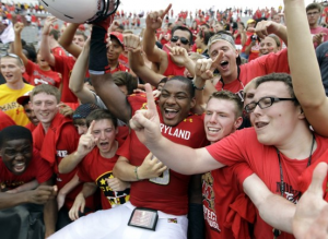 Maryland Leaves ACC And Heads To Big Ten