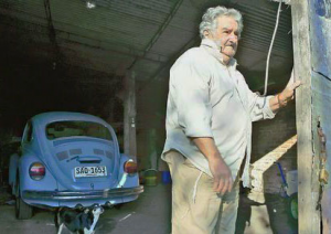 Meet The 'Poorest President' In The World