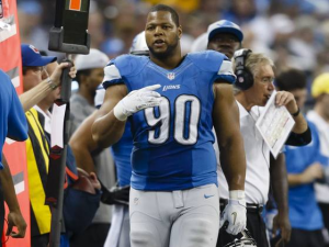 NFL Will Not Suspend Ndamukong Suh For Groin Kick