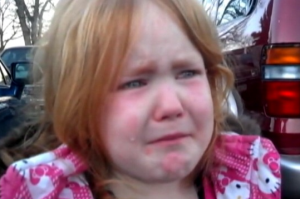 NPR Apologizes To Girl Who Cried Over Presidential Elections And 'Bronco Bama'