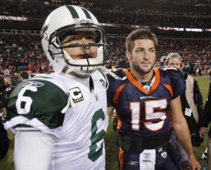 New York Jets Teammates Diss Tim Tebow
