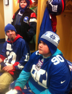 Pep Talk From Teen Battling Cancer Fuels NY Giants' Victory