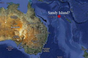 Scientists 'Undiscover' South Pacific Sandy Island