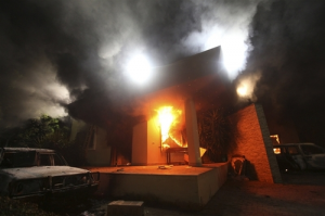 U.S. Benghazi Team Had Laser Capability But No Backup