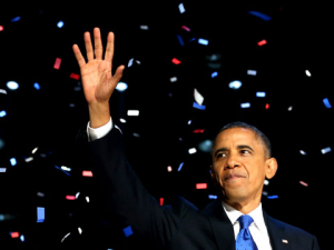 U.S. Presidential Election 2012 Barack Obama Wins Second Term