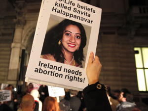 Woman Denied An Abortion In Irish Hospital Dies From Blood Poisoning
