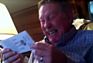 Alabama Fan Gets BCS Championship Tickets For Christmas
