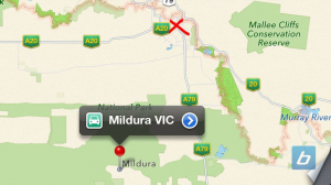 Australian Police Apple Maps Flaw Is 'Potentially Life-Threatening'