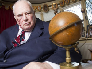 British Astronomer Sir Patrick Moore Dies At 89