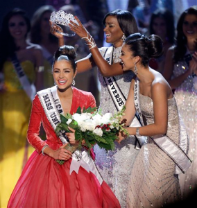 Miss USA Oliva Culpo Is Crowned Miss Universe 2012