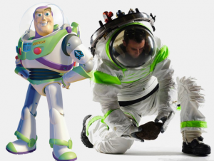 NASA's Next Generation Spacesuit Resembles Buzz Lightyear's Getup