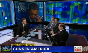 Piers Morgan Sandy Hook Must Be A 'Tipping Point' For Gun Control