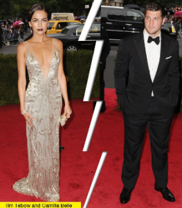 Tim Tebow Breaks Up With Girlfriend Camilla Belle