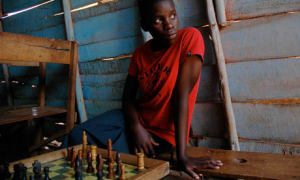 Ugandan Teen Rises From 'Ultimate Underdog' To Chess Star