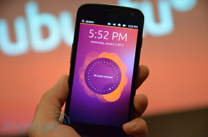 Canonical Announces Ubuntu OS For Smartphones