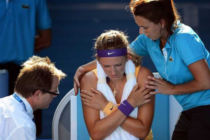 Did Victoria Azarenka Cheat To Beat Sloane Stephens In Australian Open 2013