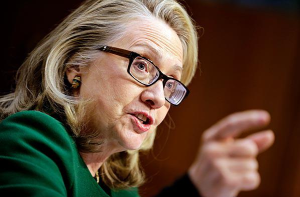 Hillary Clinton Testifies At Benghazi Hearing