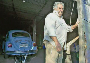 If All Politicians Lived Like Jose Mujica…