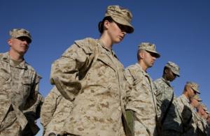 Panetta Opens Combat Roles To Women